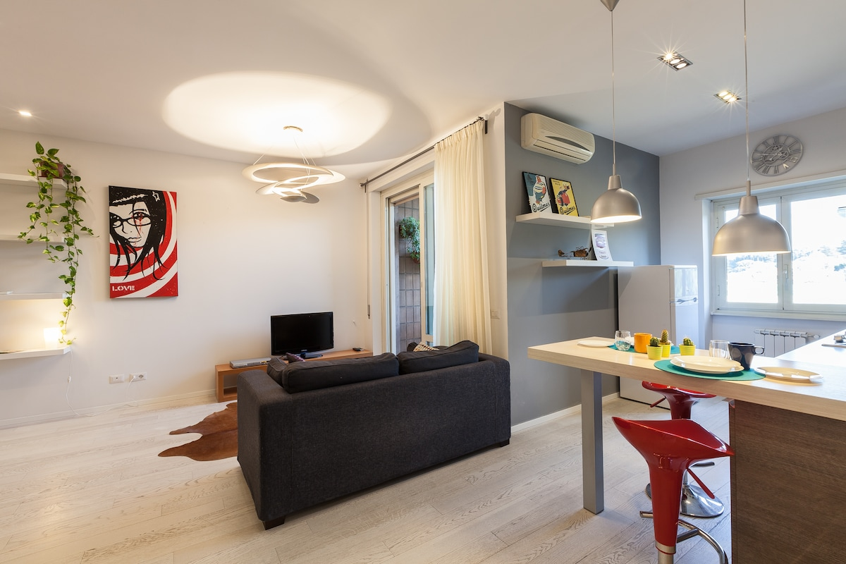 Vatican minimal chic - Apartments for Rent in Roma