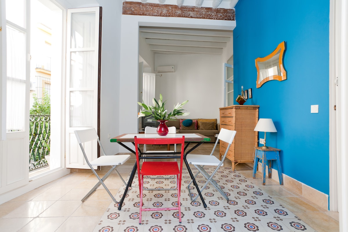 CHARMING APARTAMENT IN THE HEART
