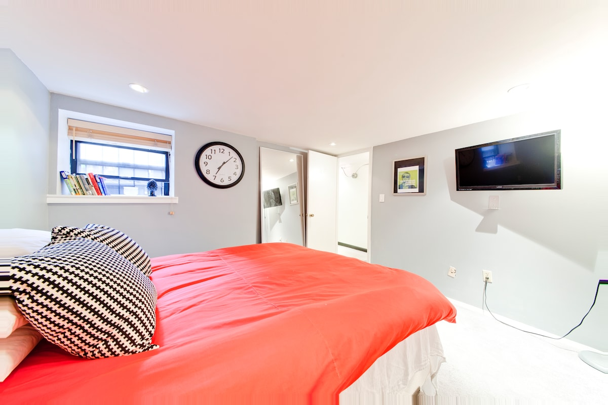 U Street/ Dupont Friendly 2 Bedroom