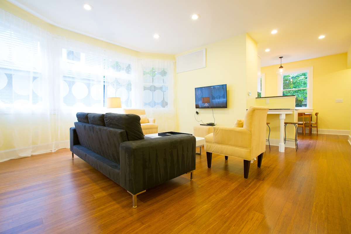 Garden Suite in North Capitol Hill