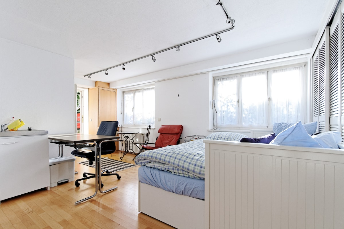 Souterrainapartment in Bonn