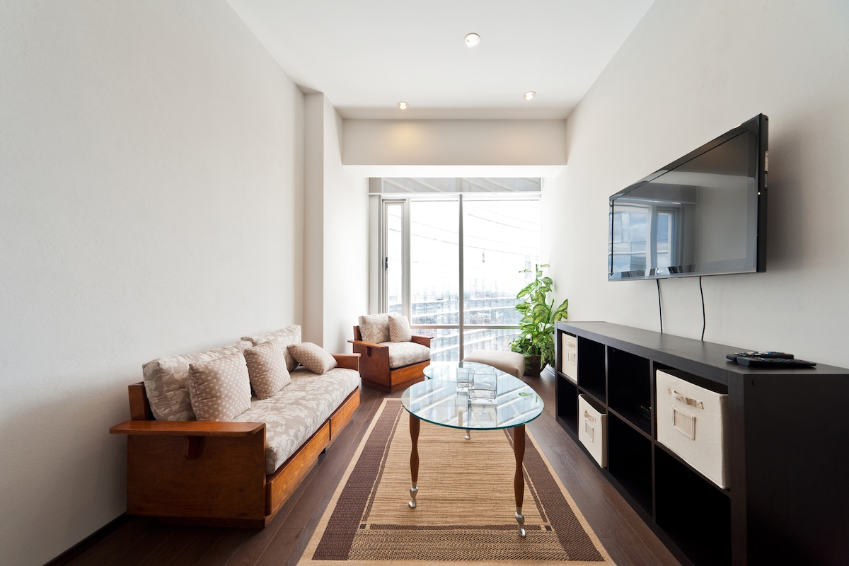 Beautiful appartement on Reforma