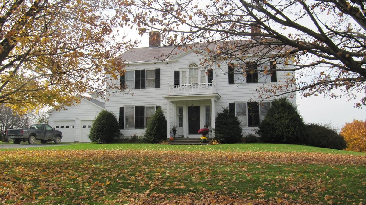 Mountain View Inn, Bridport Vermont