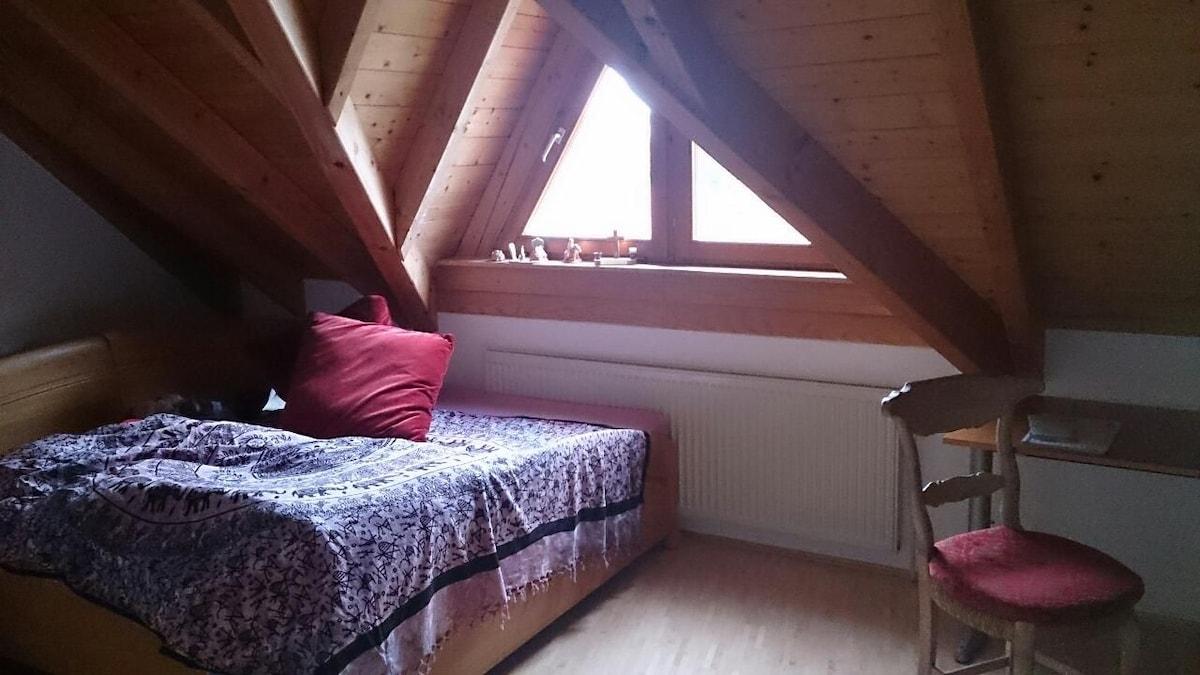 Priv double bedroom Donaueschingen