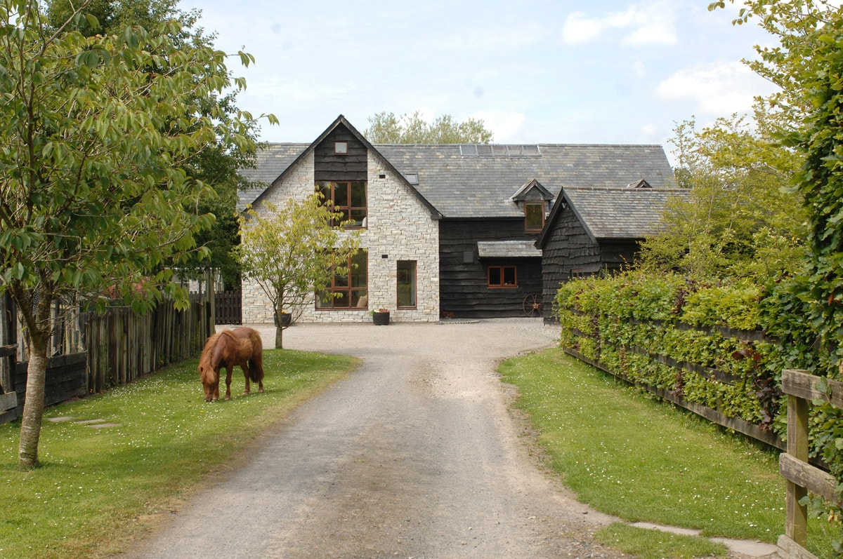 Wonderful Converted Barn in a Farm