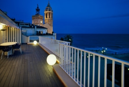 SEA VIEWS APPARTMENT IN SITGES