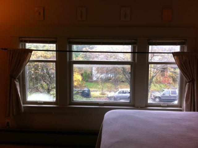 Large airy window