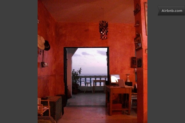 Double room in Beach House