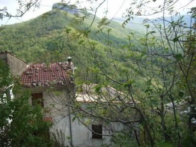 Casa Bella Vista in een ander seizoen