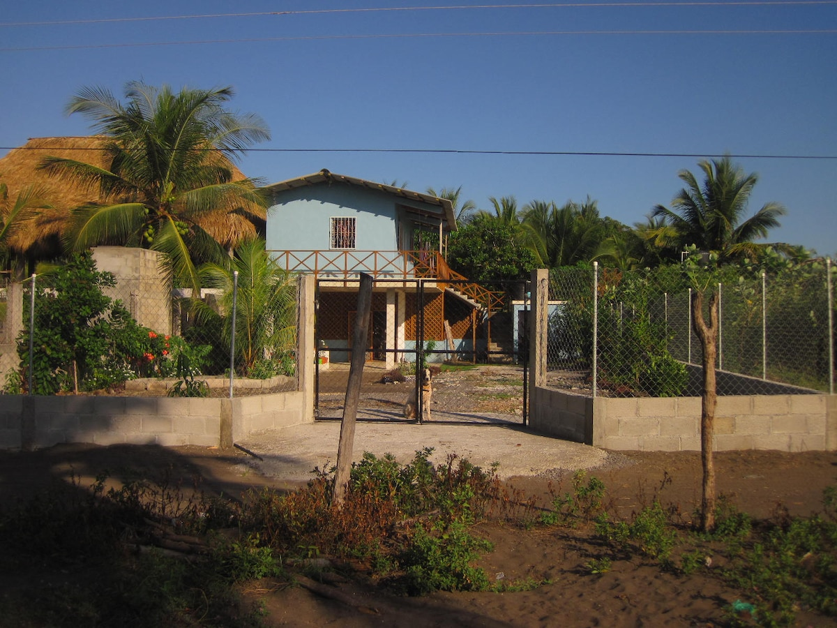Beach House in Guatemala