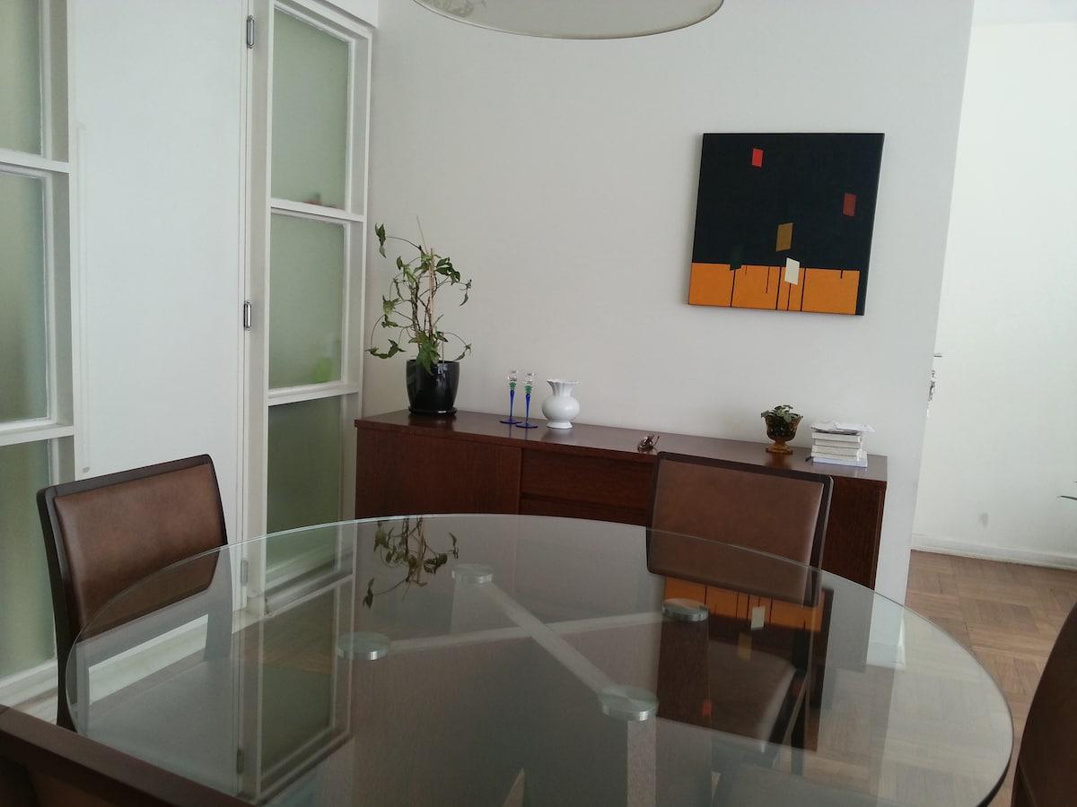 Great Apartment in Higienópolis