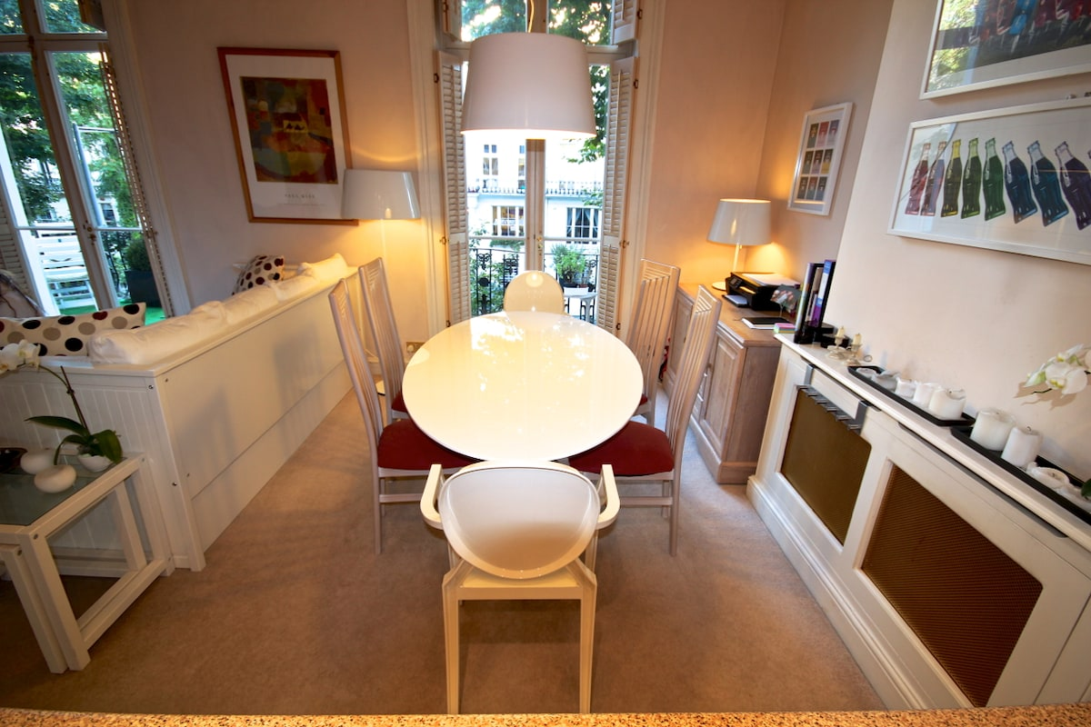 Stunning apartment in Notting Hill