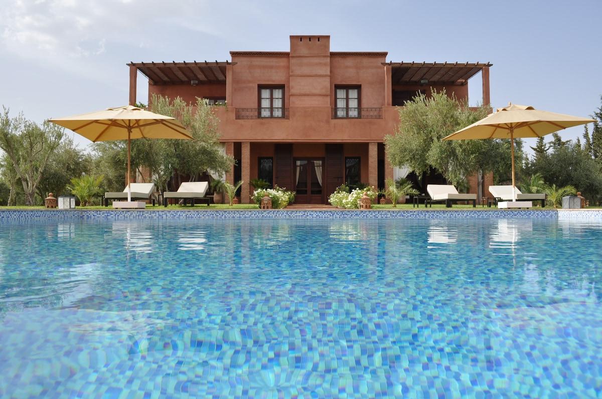 Riad des Délices-6 splendid Suites