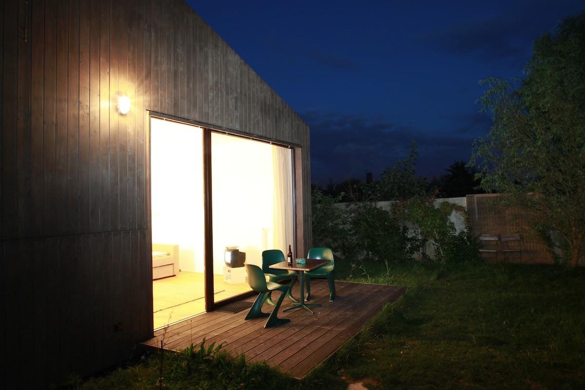 stilvolles Ostsee-Ferienhaus 1