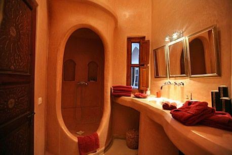 Riad Selouane room Kanzamane pool