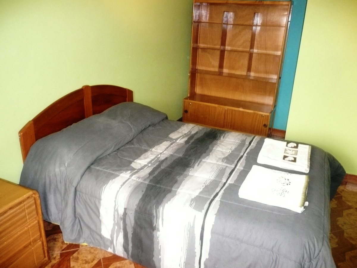 NICE PRIVATE ROOMS: CUSCO DOWNTOWN