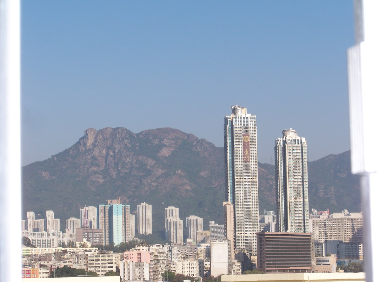 Best view & whole flat in Kowloon