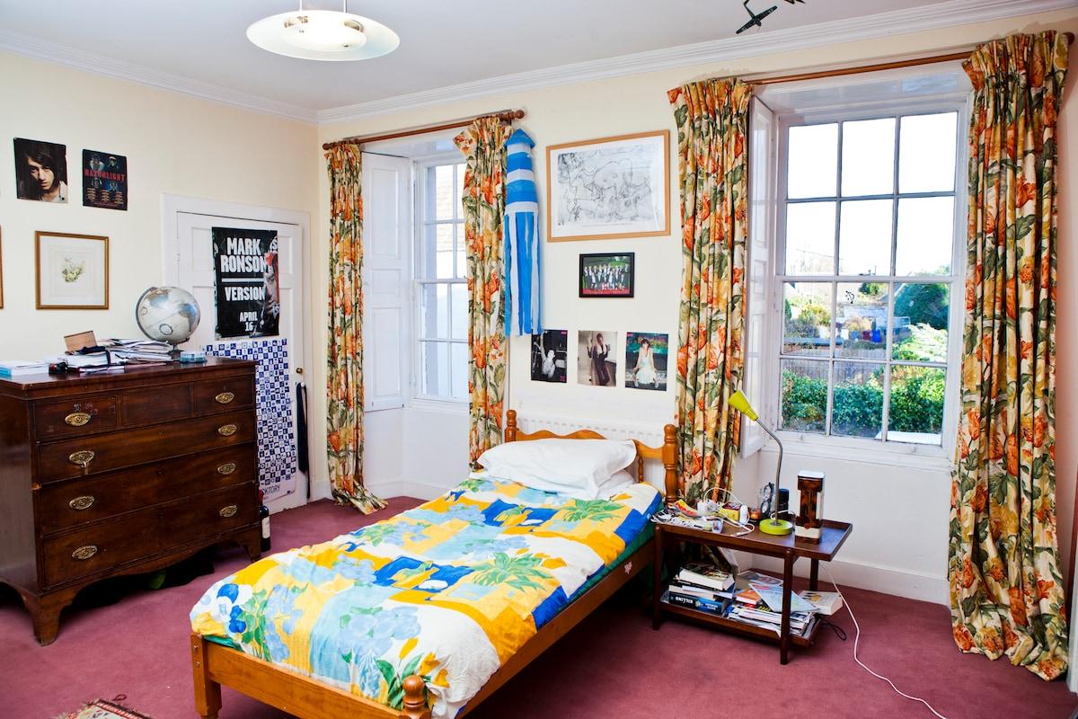 Room: historic house nr Edinburgh