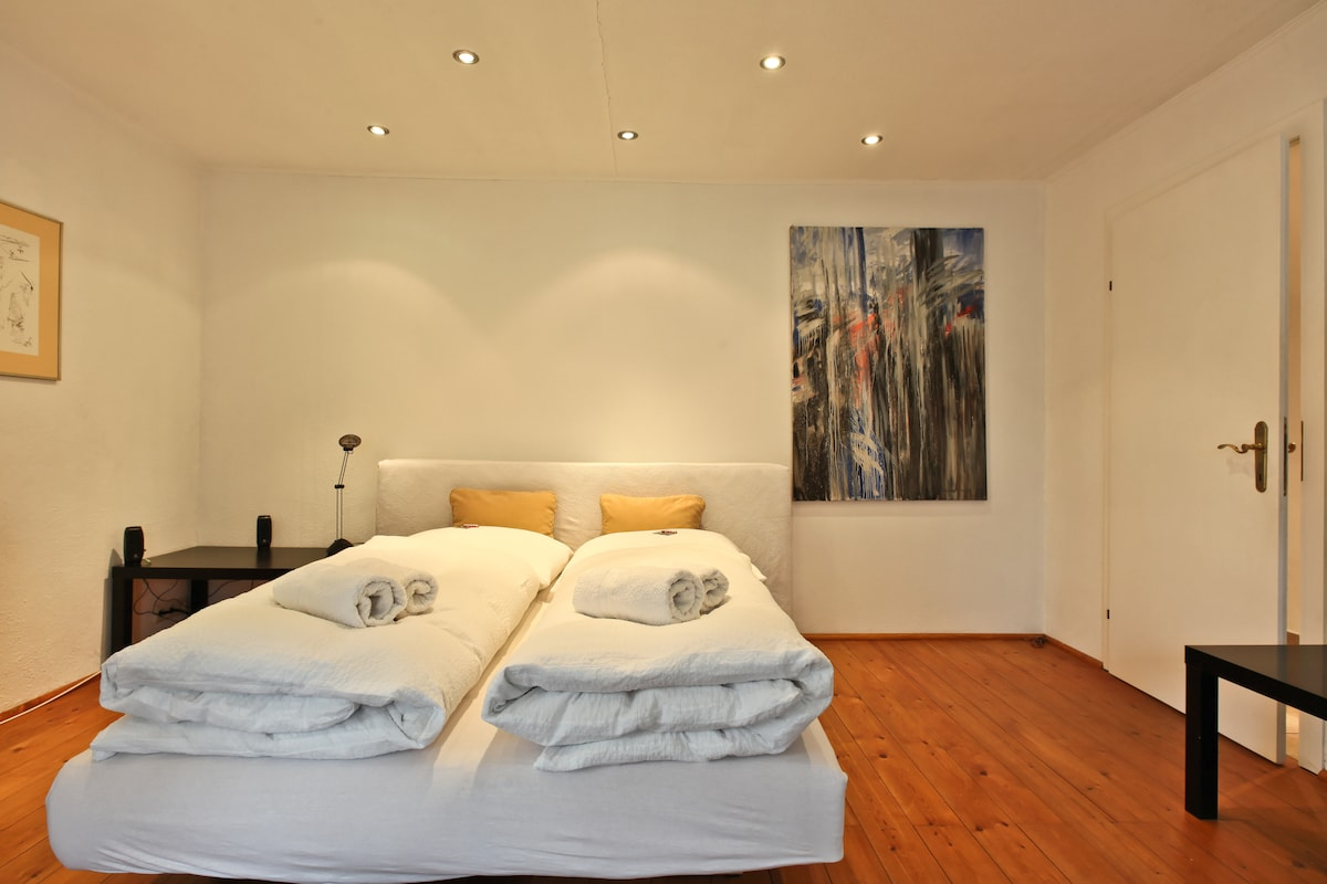 Apartment with terrace-price for 2
