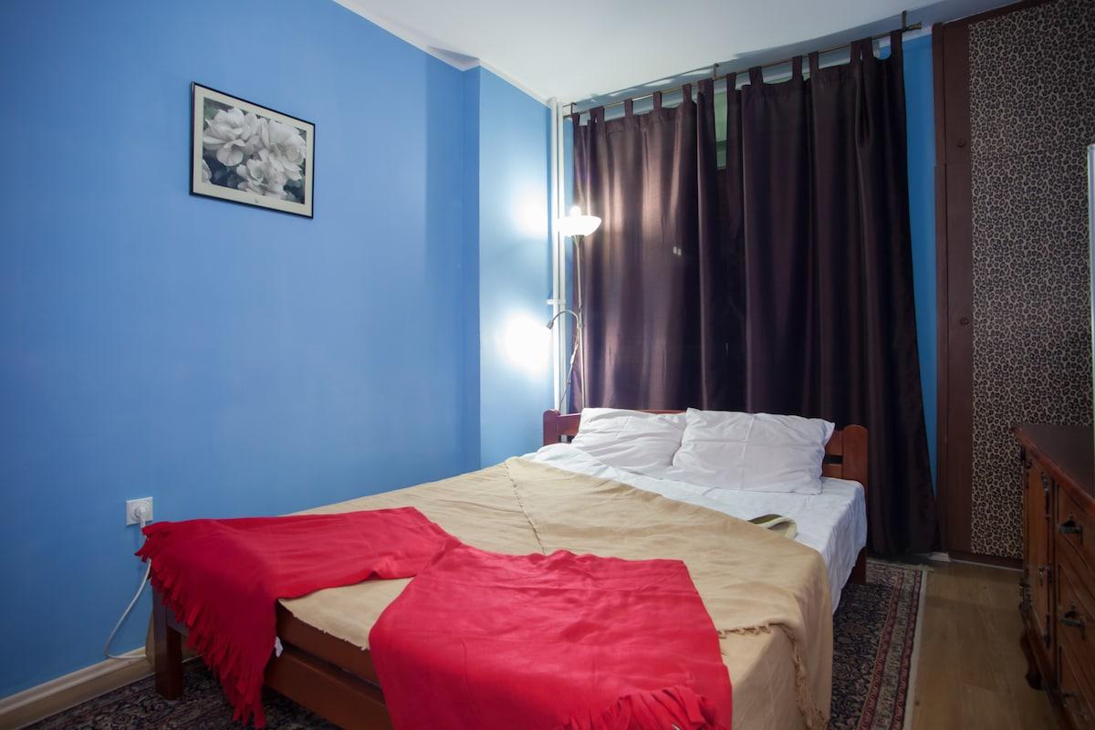 app 1 (36 sqm) bedroom