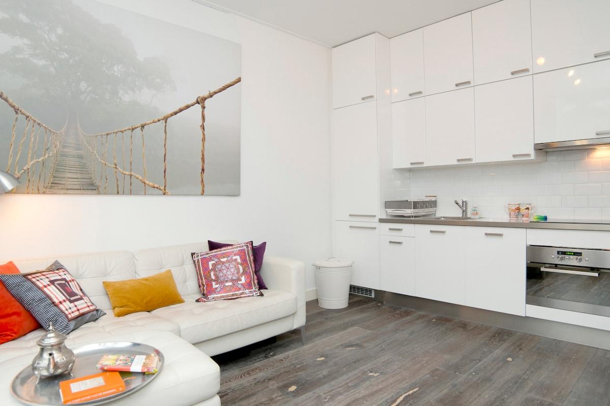 Cozy, private Apartment City Center