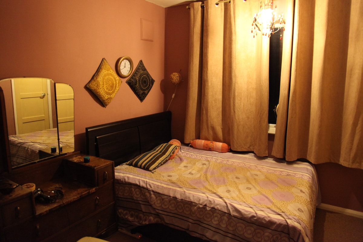 Double Room in Photographer House