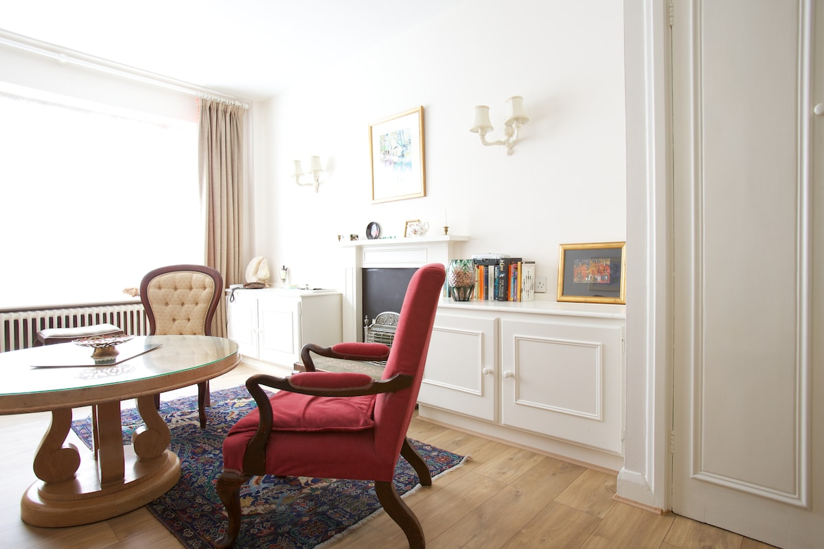 Your Private Base in Central London