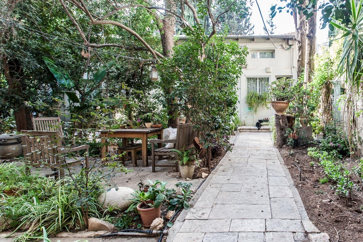 Tamar - Lovely 1BR Beautiful Garden