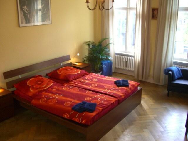 Bed & Breakfast in Berlin 3 Grand