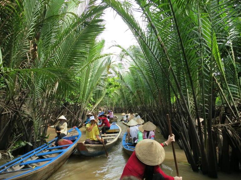 Superior Mekong Delta Cruise