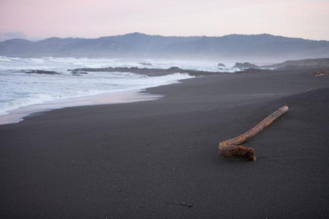Enjoy a stroll on the beach where you can walk for 4 miles and sometimes not see another person
