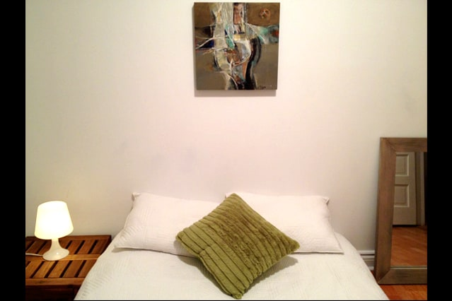 Furnished appartment little Italy