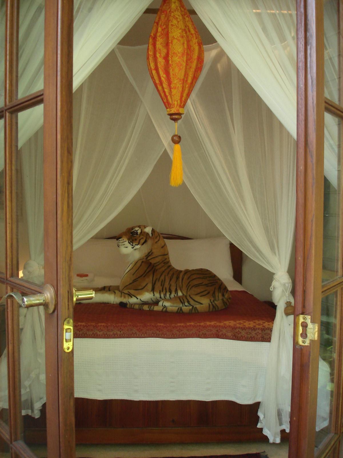Romantic, Exotic Rainforest Retreat