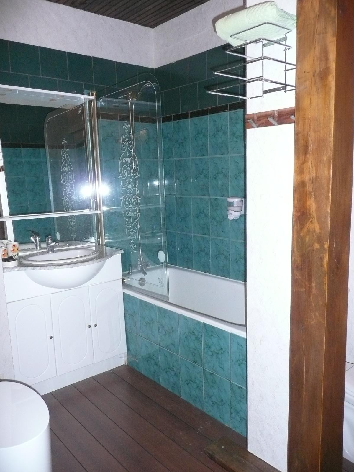 Le Clos d'Ardennes, suite Ying et Yang Salle de bains/bathroom