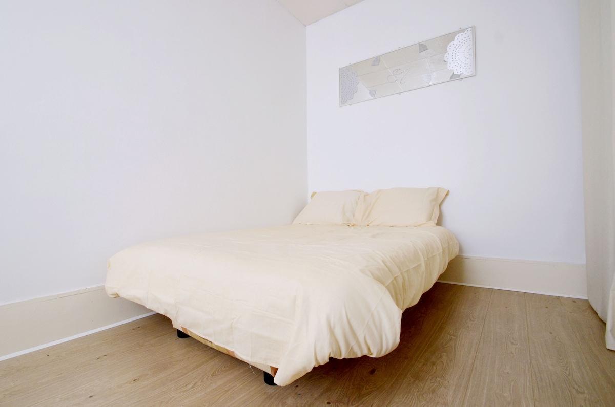 room in bedroom