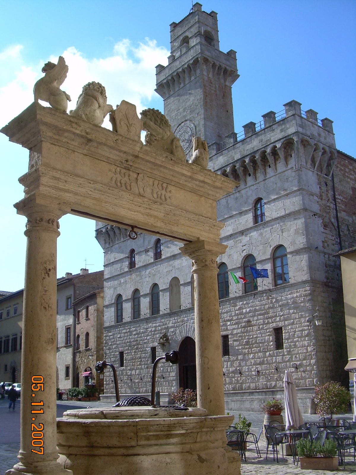 Montepulciano - Town Hall