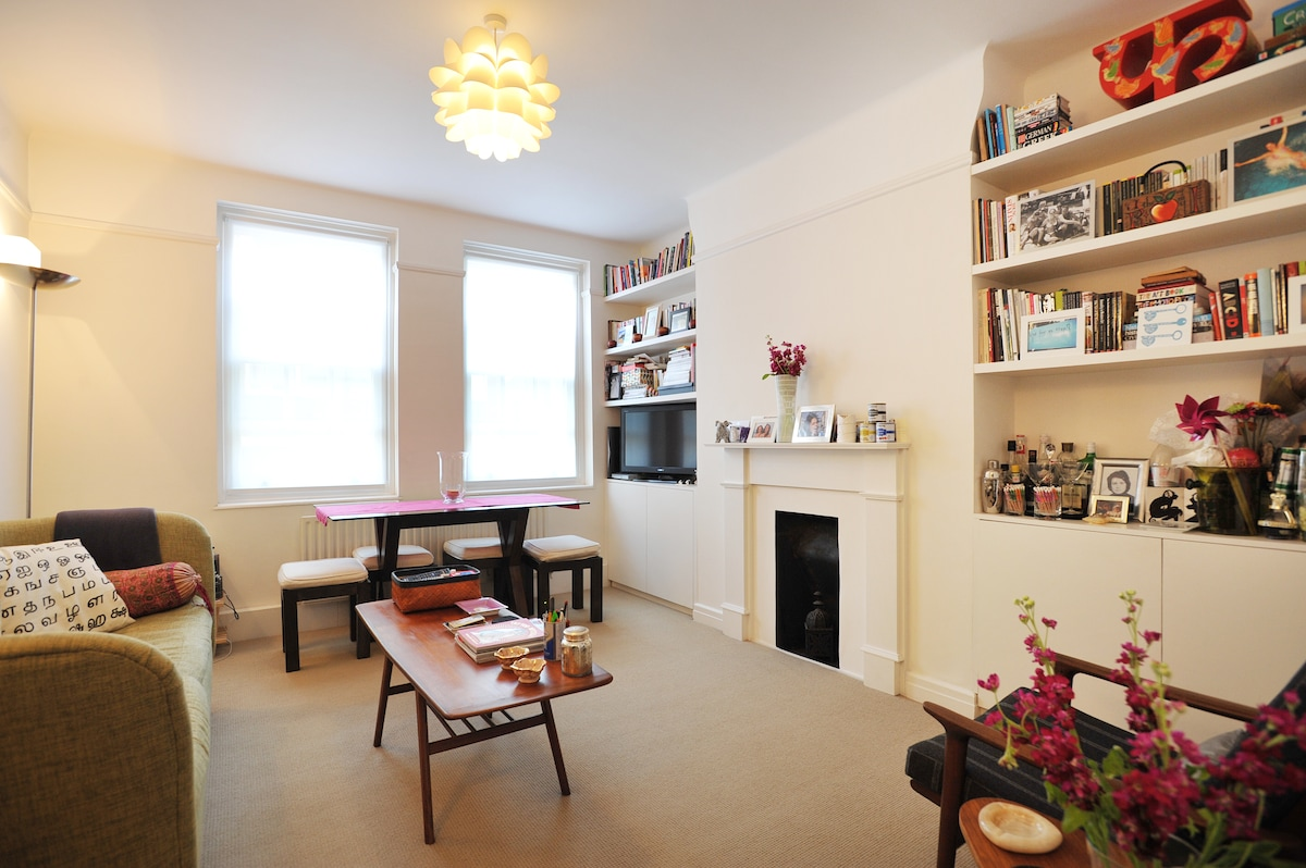 Bright room,  Central London, SW1