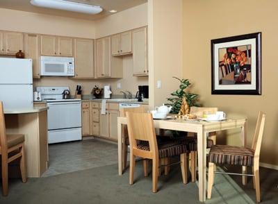 2-Bedroom Penthouse in Solvang