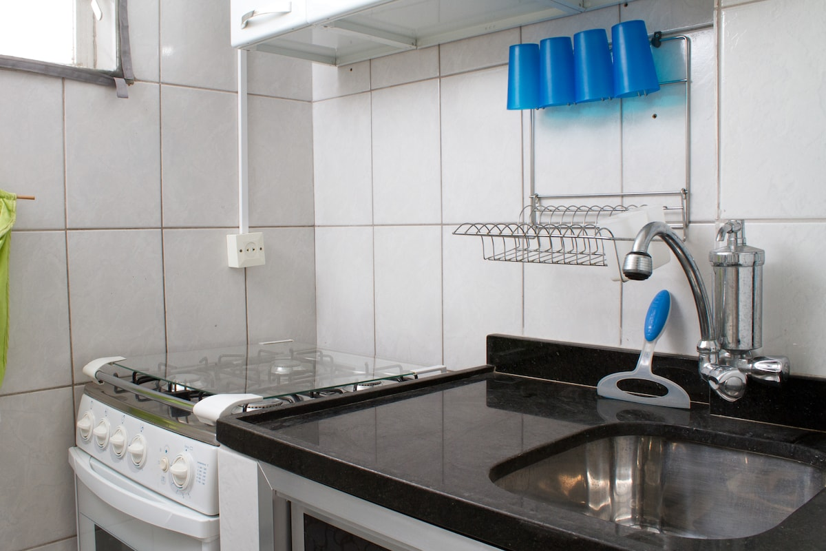 COMFORT AND CONVENIENCE IN LAPA