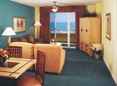 2-Bedroom Timeshare, Daytona Beach