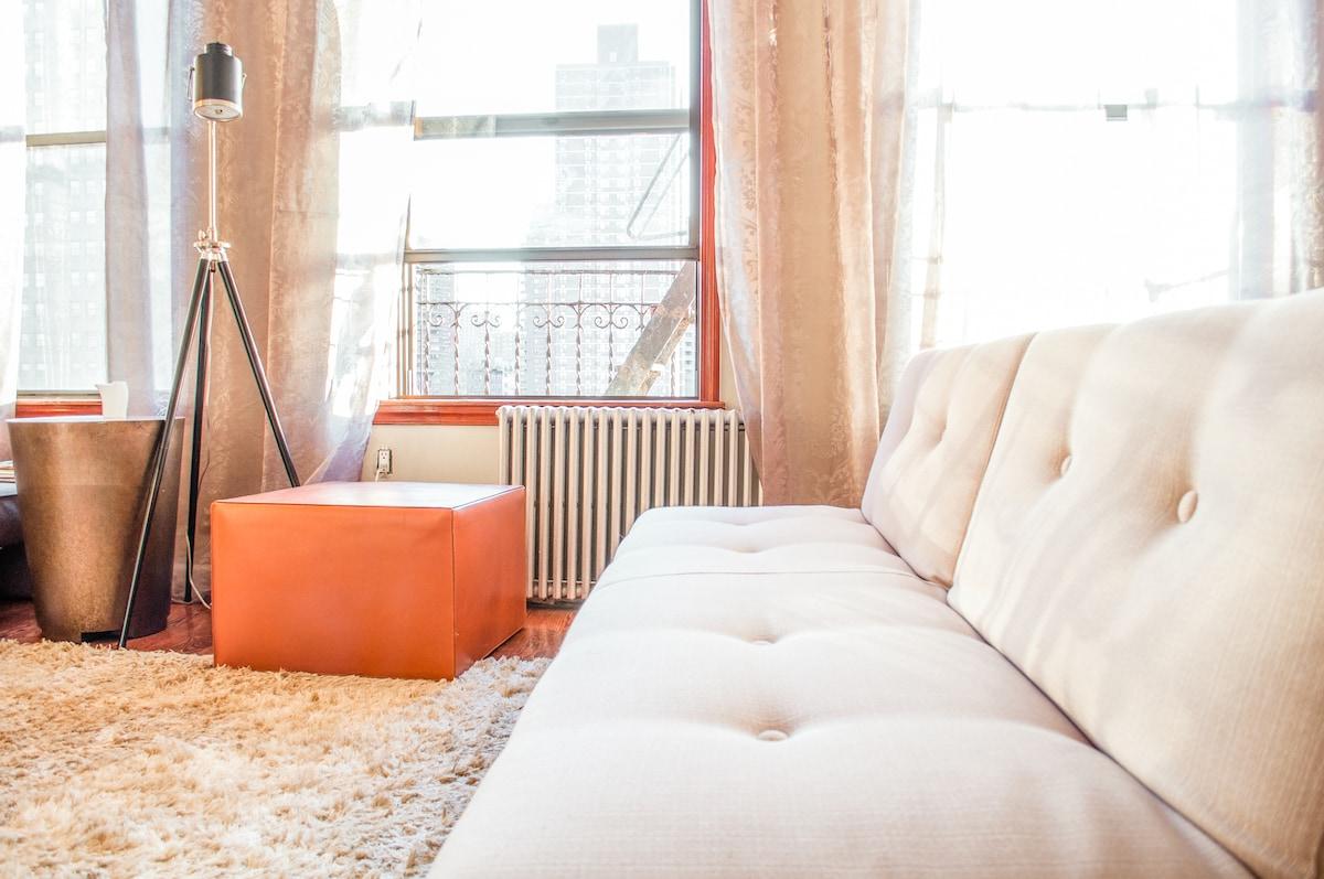 Designer Loft in Lower East Side