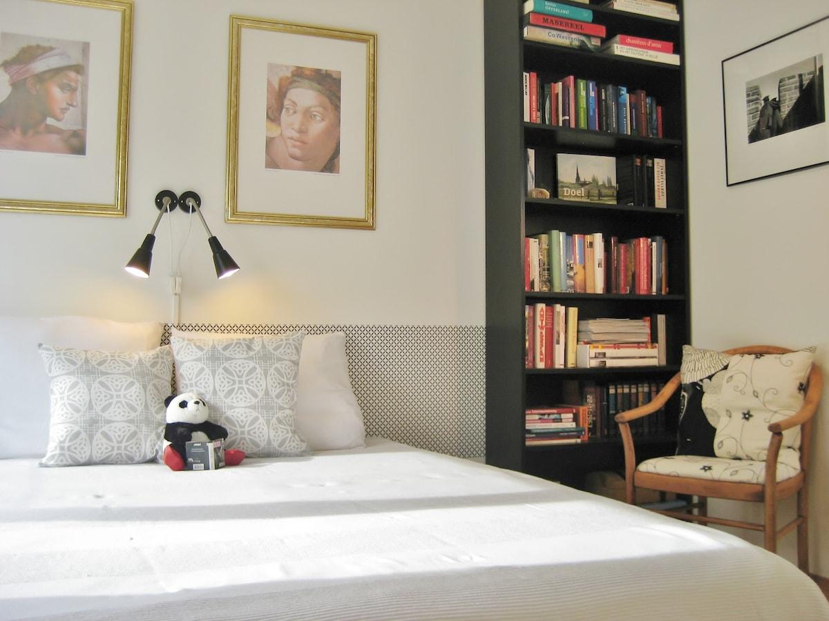 Ihr Zimmer mit Leseecke
