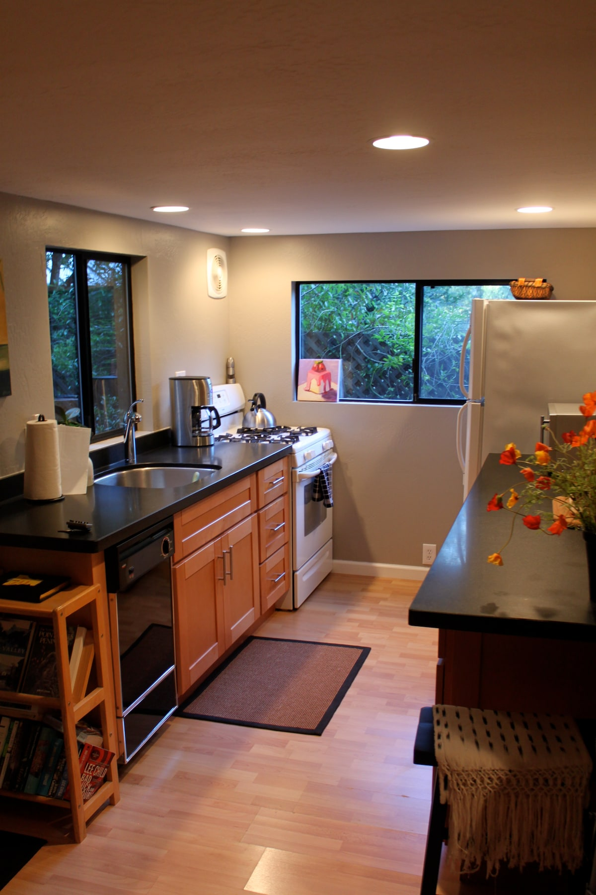Private Hide-Away Mt. Tam view