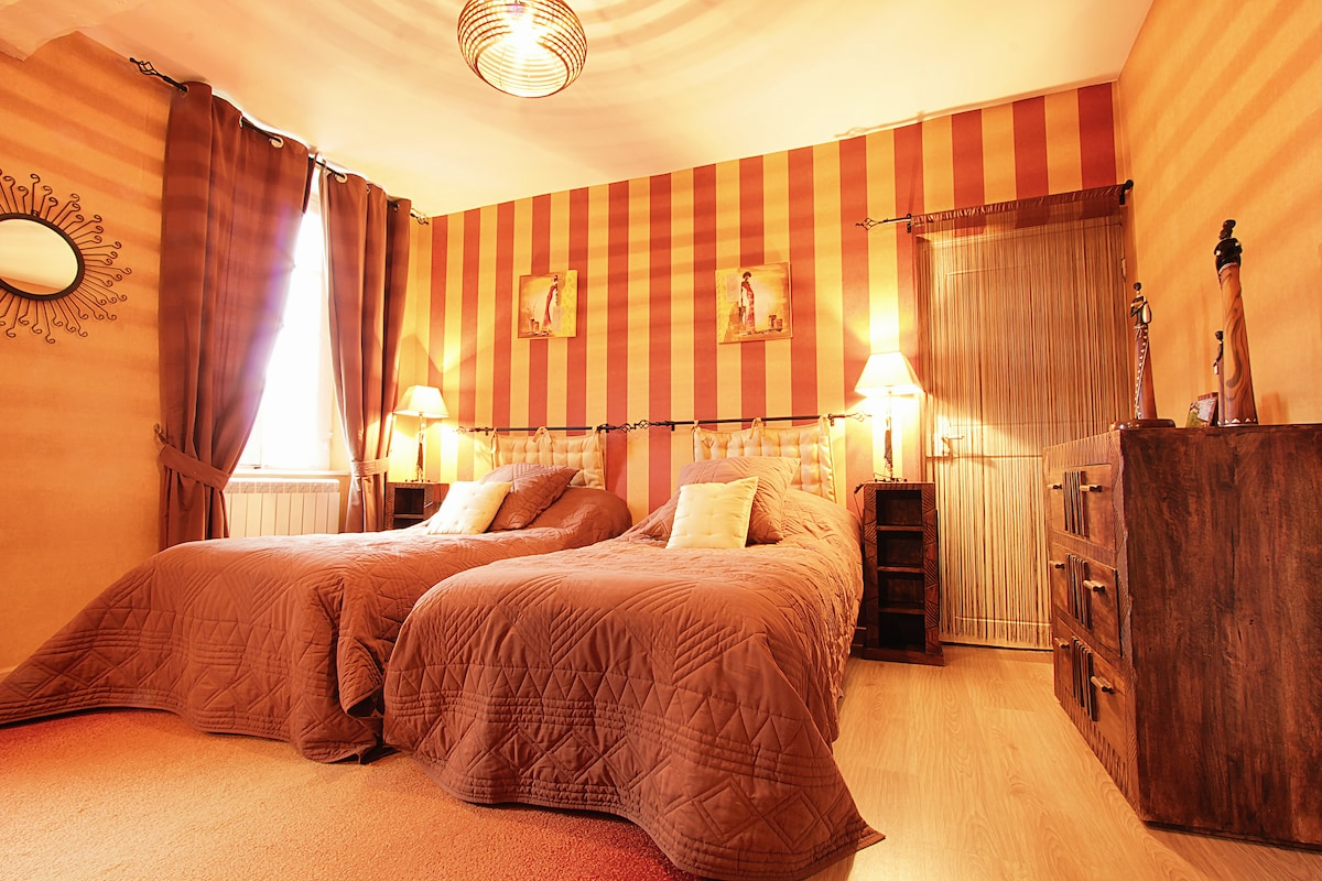 Bed and breakfast in the Chateau