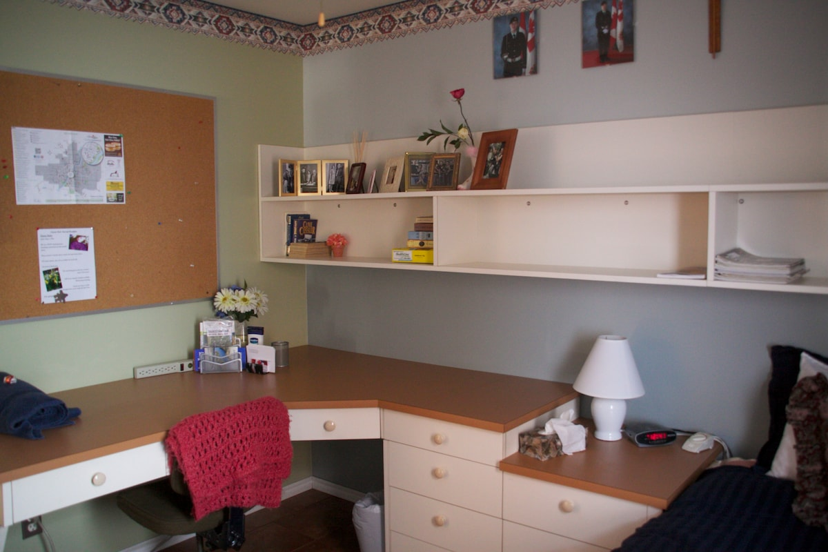 Single Room with desk