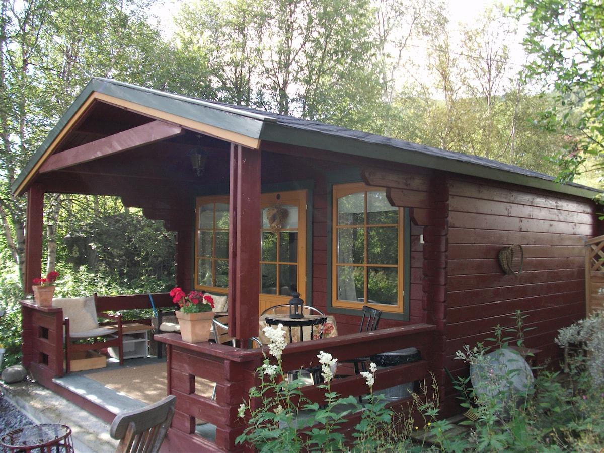 Geilo Lakeside Guest Cottage