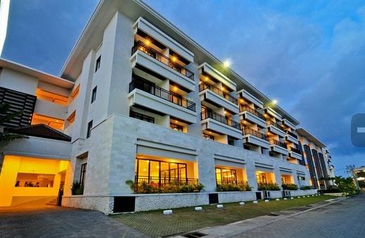 2-bedroom Grand Kuta Residence