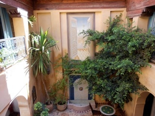 Authentic Riad with original features and modern facilities