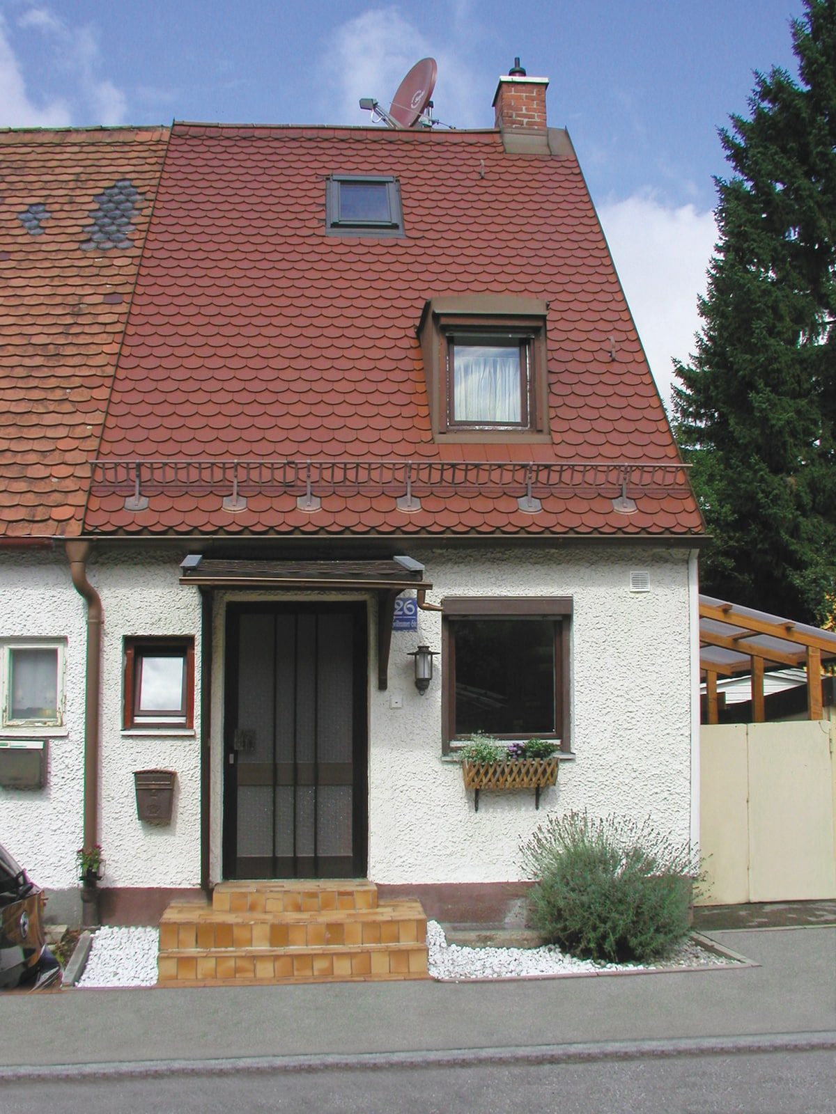 Holydayhouse near city,near Messe