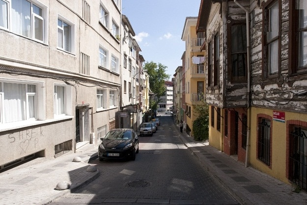 Private Single Room (S) at Kadikoy!